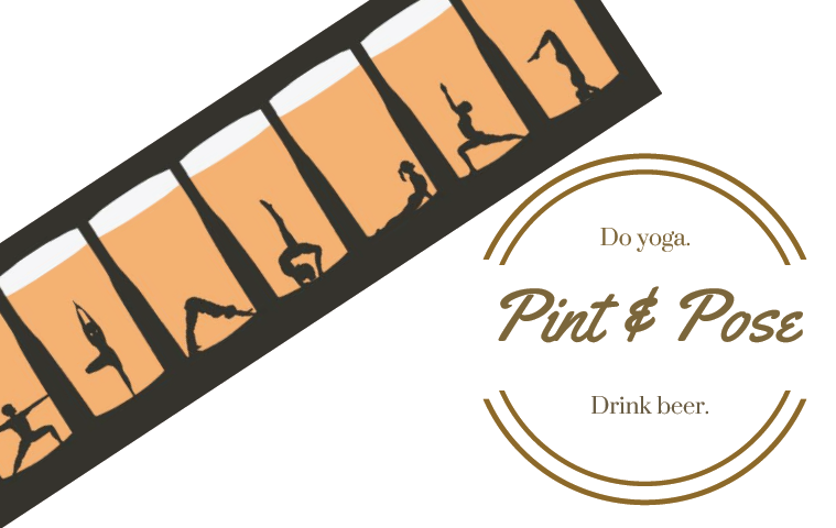 Pint and Pose Event