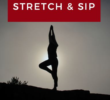 Stretch and Sip WSW