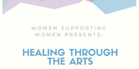 Women Supporting Women Healing Art
